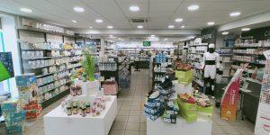 Intérieur Pharmacie remparts